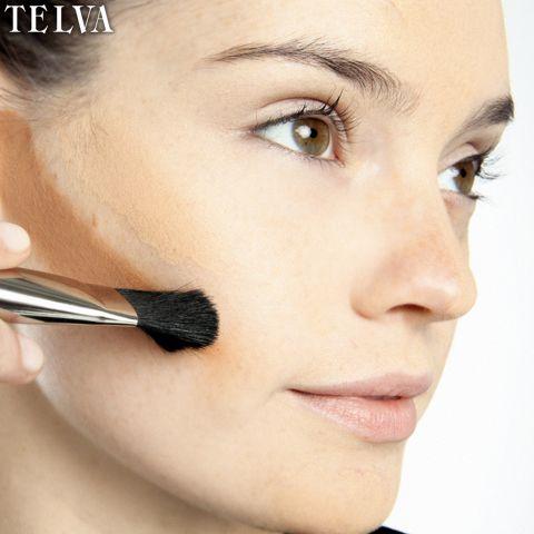 Adelgazar la cara redonda | Trucos de Belleza | #TrucosBellezaTELVA