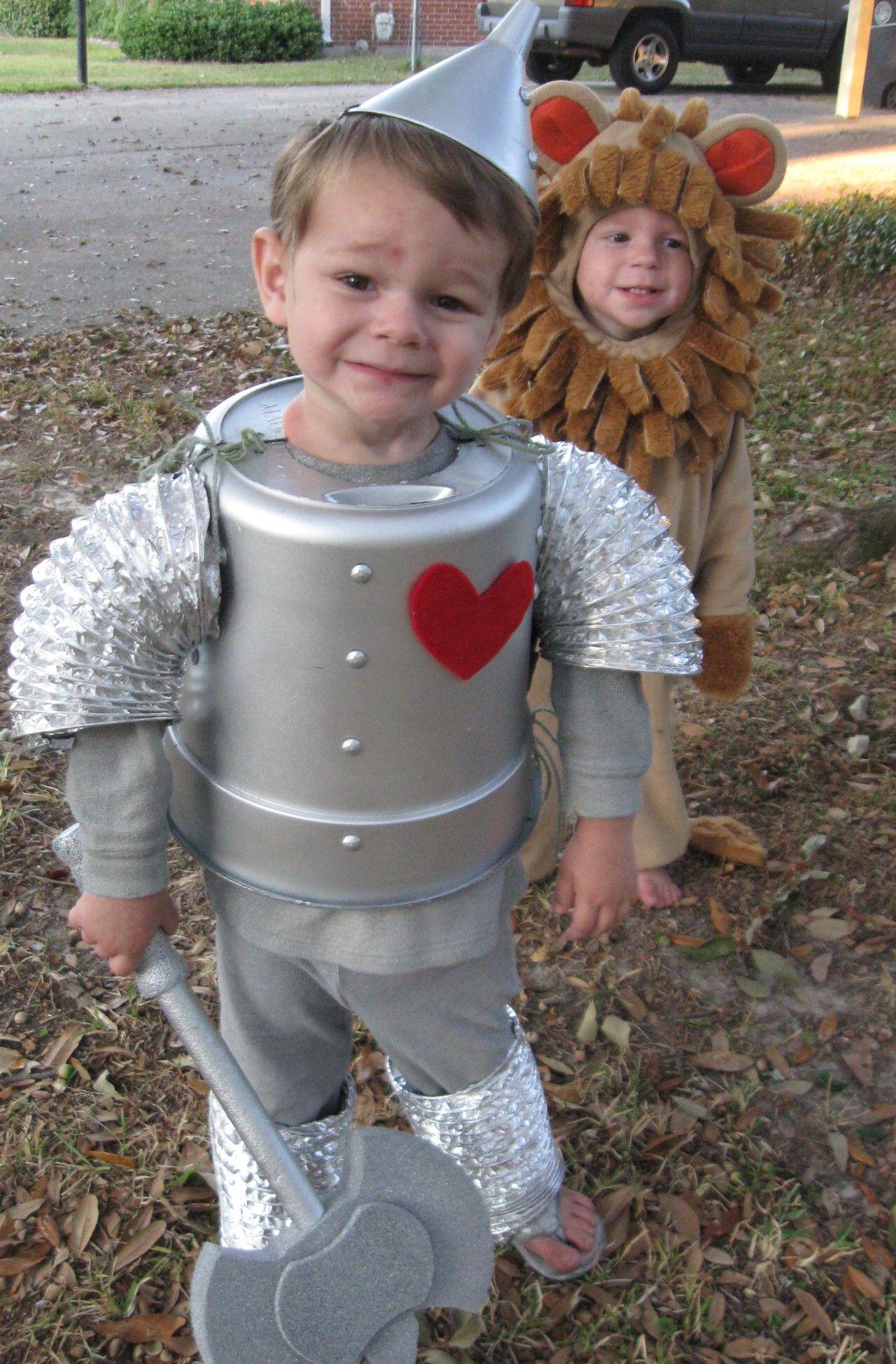 30 idées DIY de déguisements pour enfants | Buckets, Tin man and Face