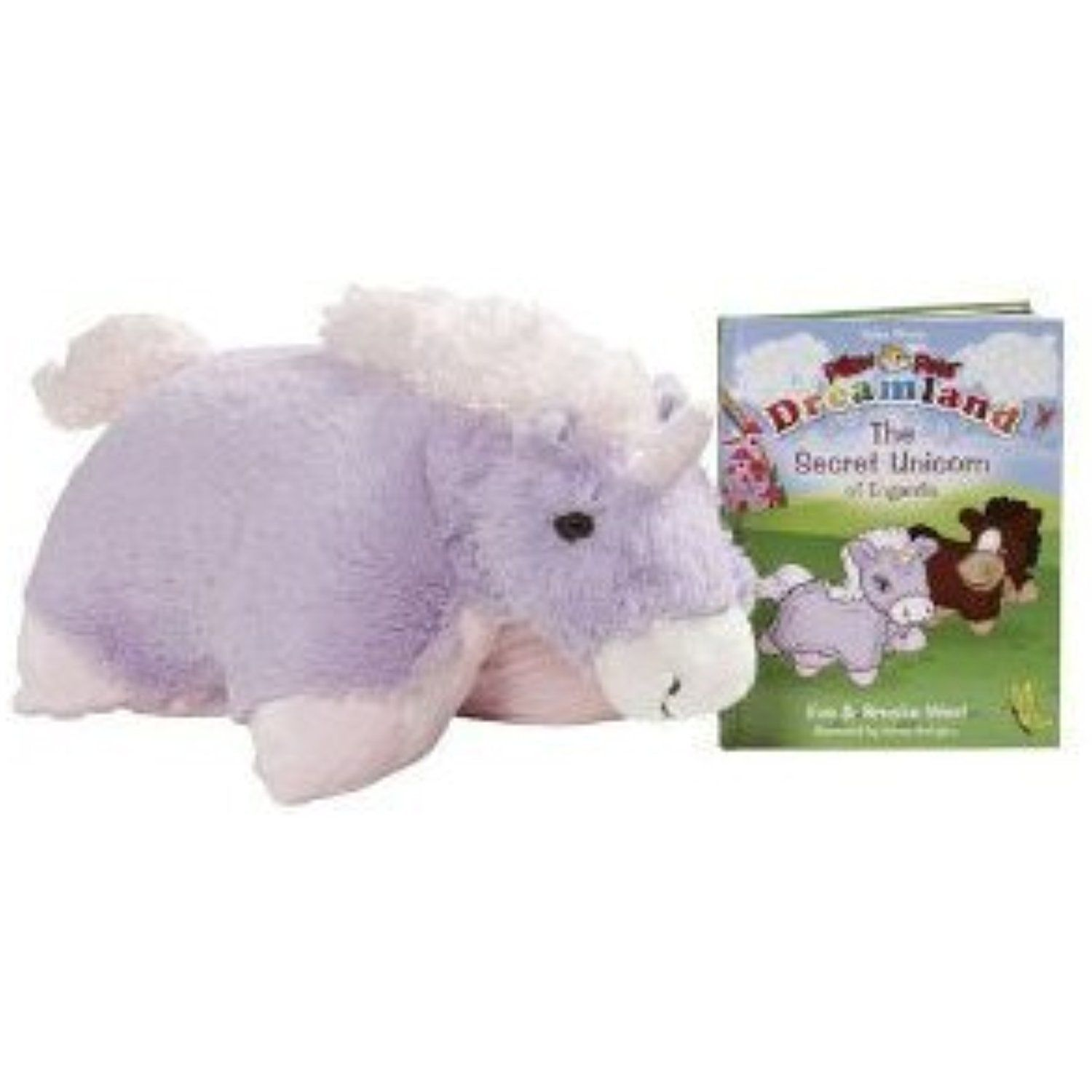My Pillow Pets Book Engardia And 17 Lavender Unicorn Pillow Pet