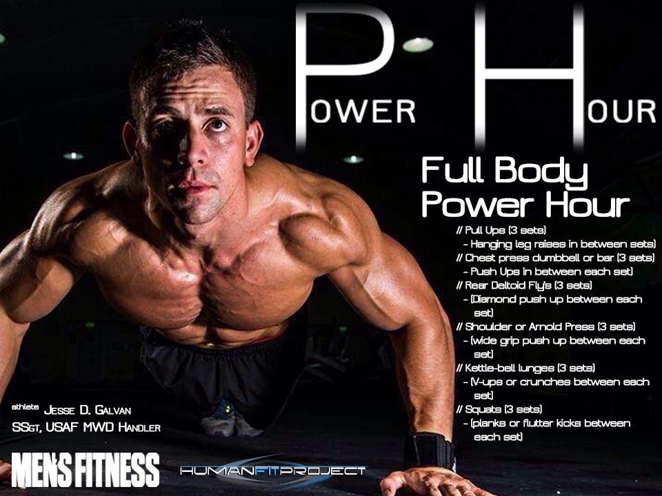 Www Humanfitproject Com Mens Full Body Workout Total Body Workout Full Body Workout