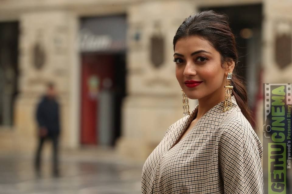Actress Kajal Aggarwal 2018 Latest Cute Images Gethu Cinema Actresses All Indian Actress Indian Actress Gallery