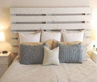 Cabeceras de cama originales y f ciles de hacer hogar - Ideas para cabeceros de cama ...