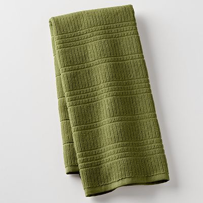Sonoma Goods For Life Concord Ribbed Kitchen Towel Kitchen
