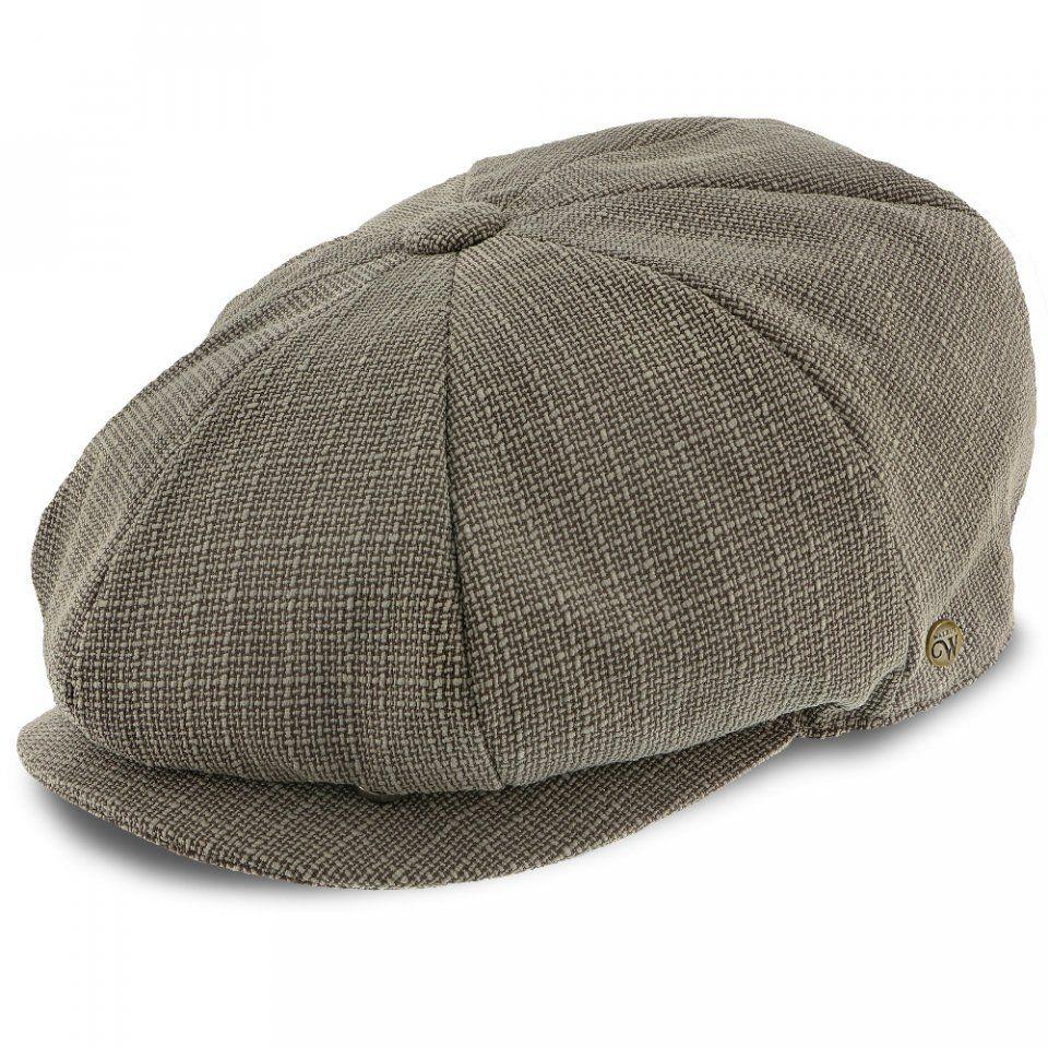 b0ea24ca96e5f Shelby - Walrus Hat Wool Blend 8 Panel Newsboy Cap