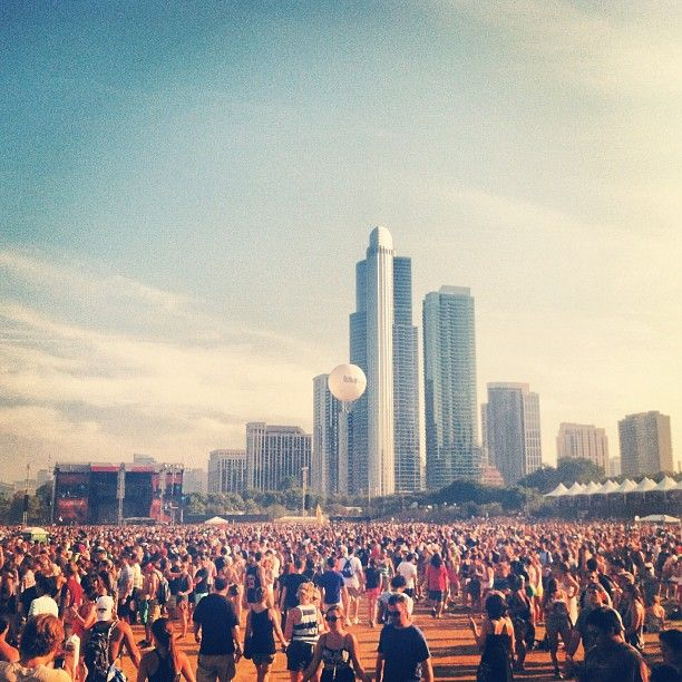 August: spent 3 music-filled days at my 4th Lollapalooza. Highlights included The Shins, Sigur Ros, Of Monsters and Men, and RHCP