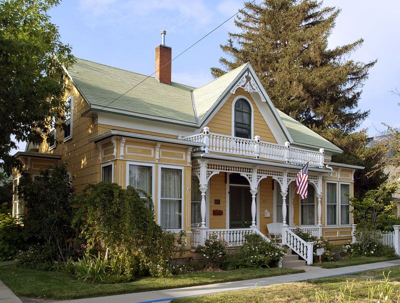 The Olcovich Family Were Prussian Born Jewish Pioneers In Carson City The Family Operated A Dry Carson City Victorian Homes Historical Architecture