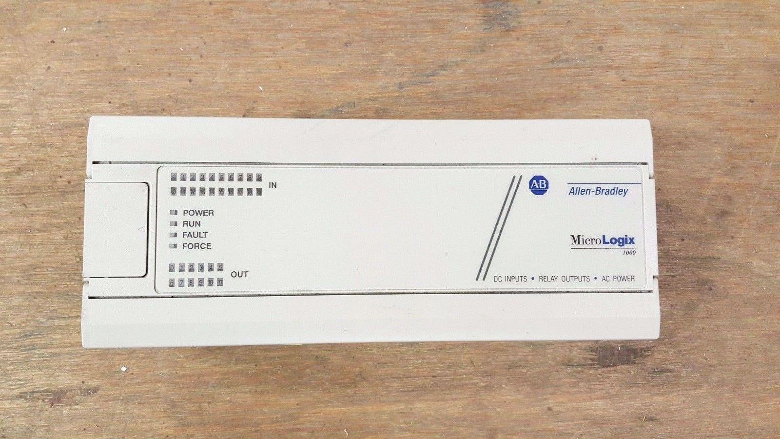 Allen Bradley 1761-L32BWA MicroLogix 1000 Controller SER E | Control ...
