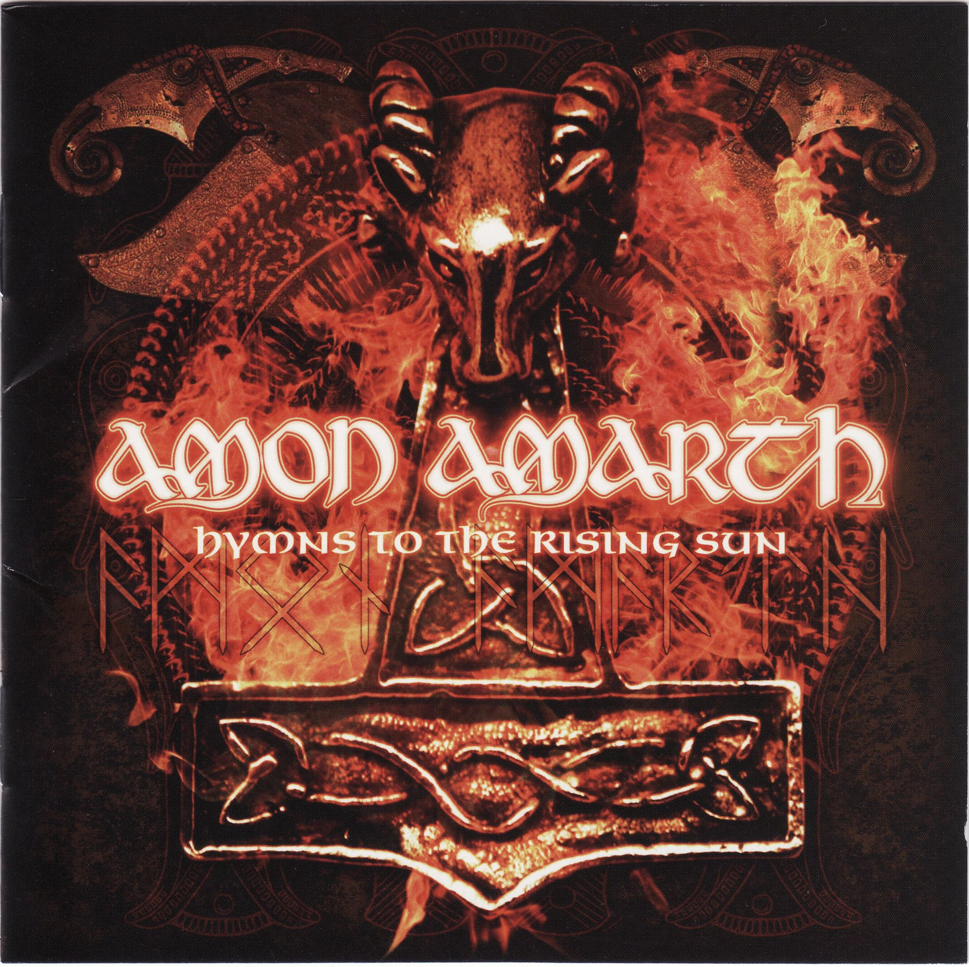 Amon Amarth Greatest Hits Hymns To The Rising Sun 2010