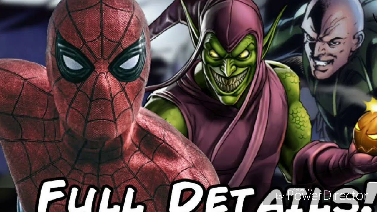 spiderman 2 leaked plot details || hindi||superhero smash
