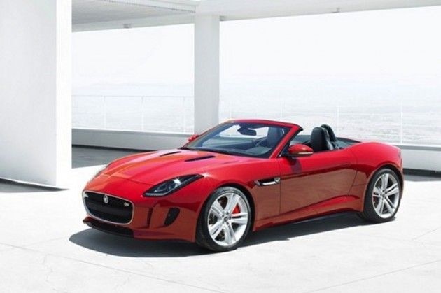 The New Jaguar F Type | Highsnobiety