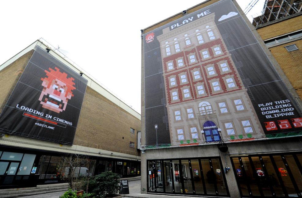 'WreckIt Ralph' Marketing Stunt Is Kind Of Amazing (With