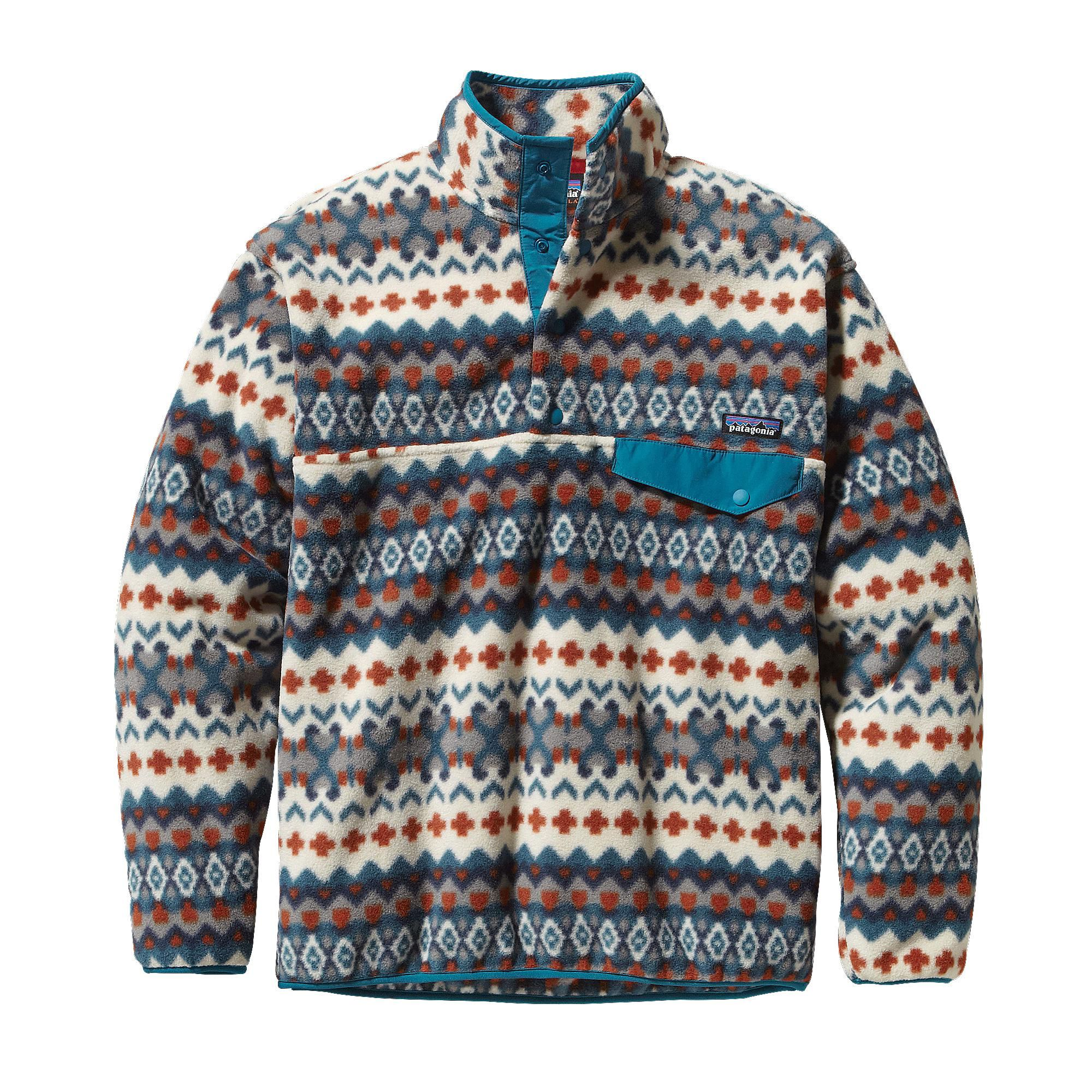 M's Synchilla® Snap-T® Fleece Pullover | Patagonia, Pullover and Ol