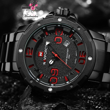 Reloj Naviforce Militar Watches For Men Military Watches Mens Watches Popular