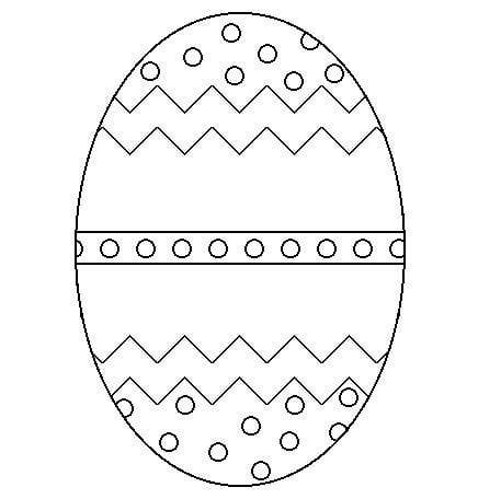 Easter Coloring Pages Easter Egg 6 Coloring Page To Print Easter Coloring Pictures Easter Coloring Pages Coloring Pages
