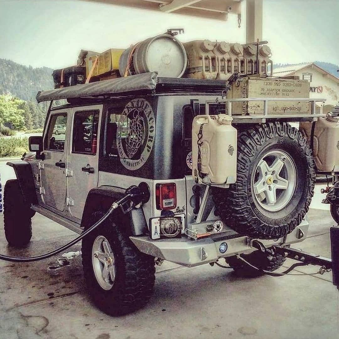 Survival Equipment On Instagram Always Keep A Full Tank Of Gas