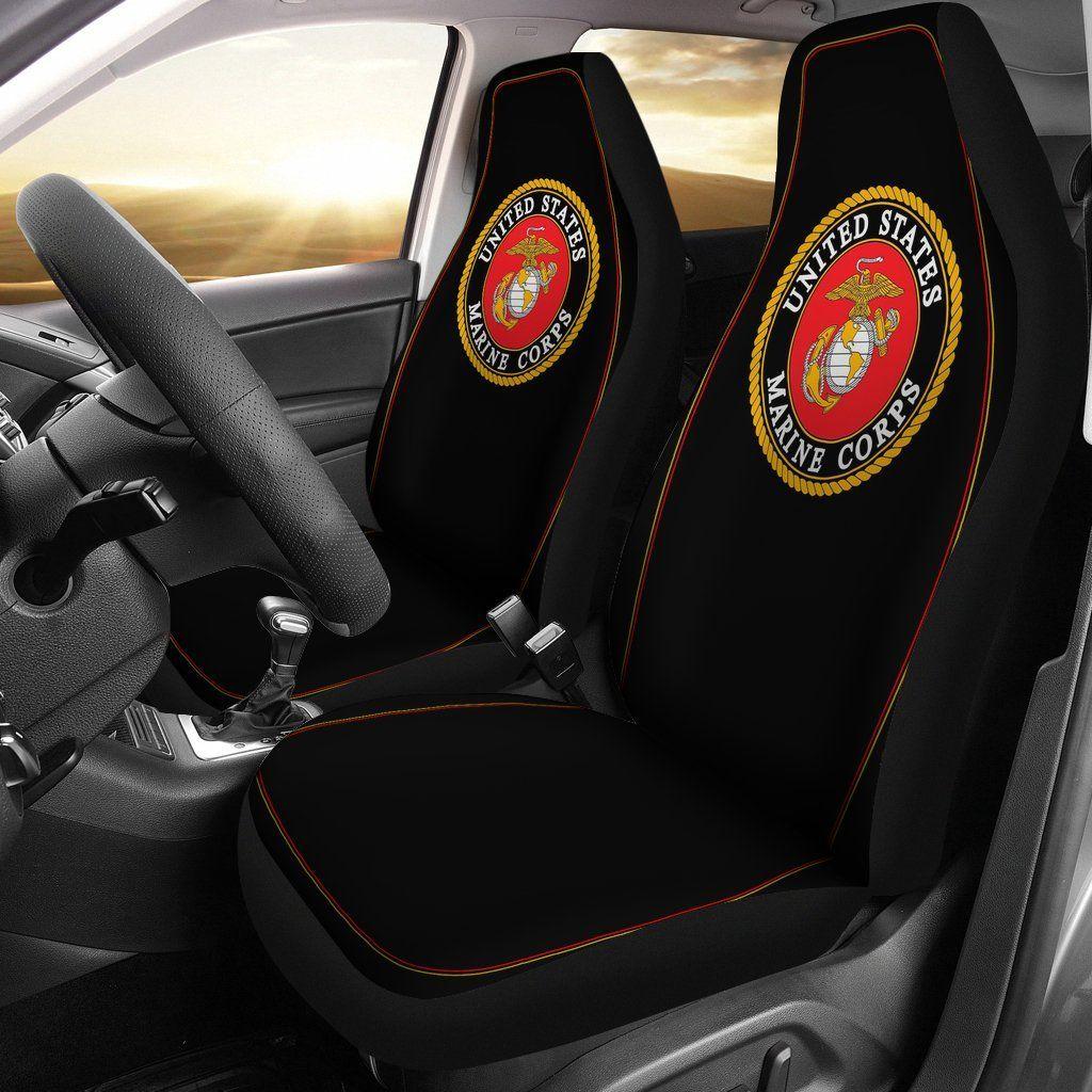 Usmc Car Seat Covers Set Of 2 Liberty Tee Shop Marine Corps Marines Pp Usmc Usmc Car Seat Cover Car Seats Car Seat Cover Sets Navy Car