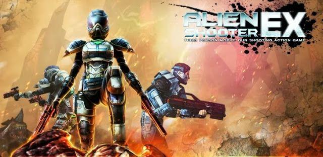 Alien shooter games app download