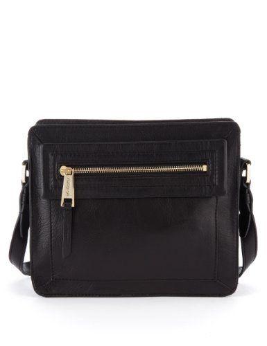 3e98d99be6f Leather Across Body Bag | AW14 | Across body bag, Crossbody bag, Bags