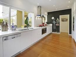 Image Result For Galley Kitchen Colours Nz  Kitchen  Pinterest Simple Nz Kitchen Design Design Ideas