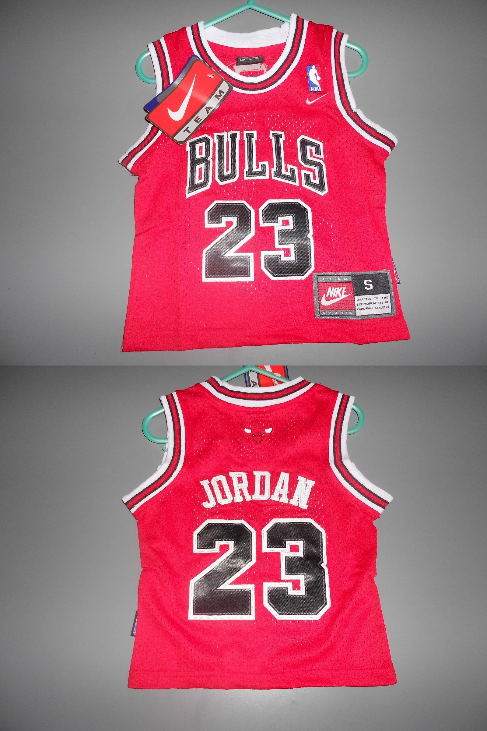 c42f62c9ec3 Tops and T-Shirts 147340: Chicago Bulls Michael Jordan Toddler Jersey Size  2T 4T S. -> BUY IT NOW ONLY: $175 on eBay!