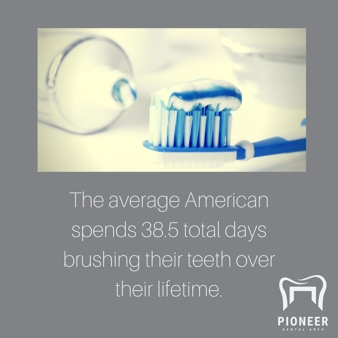 That is time well spent! . . . . dentalfacts dentist
