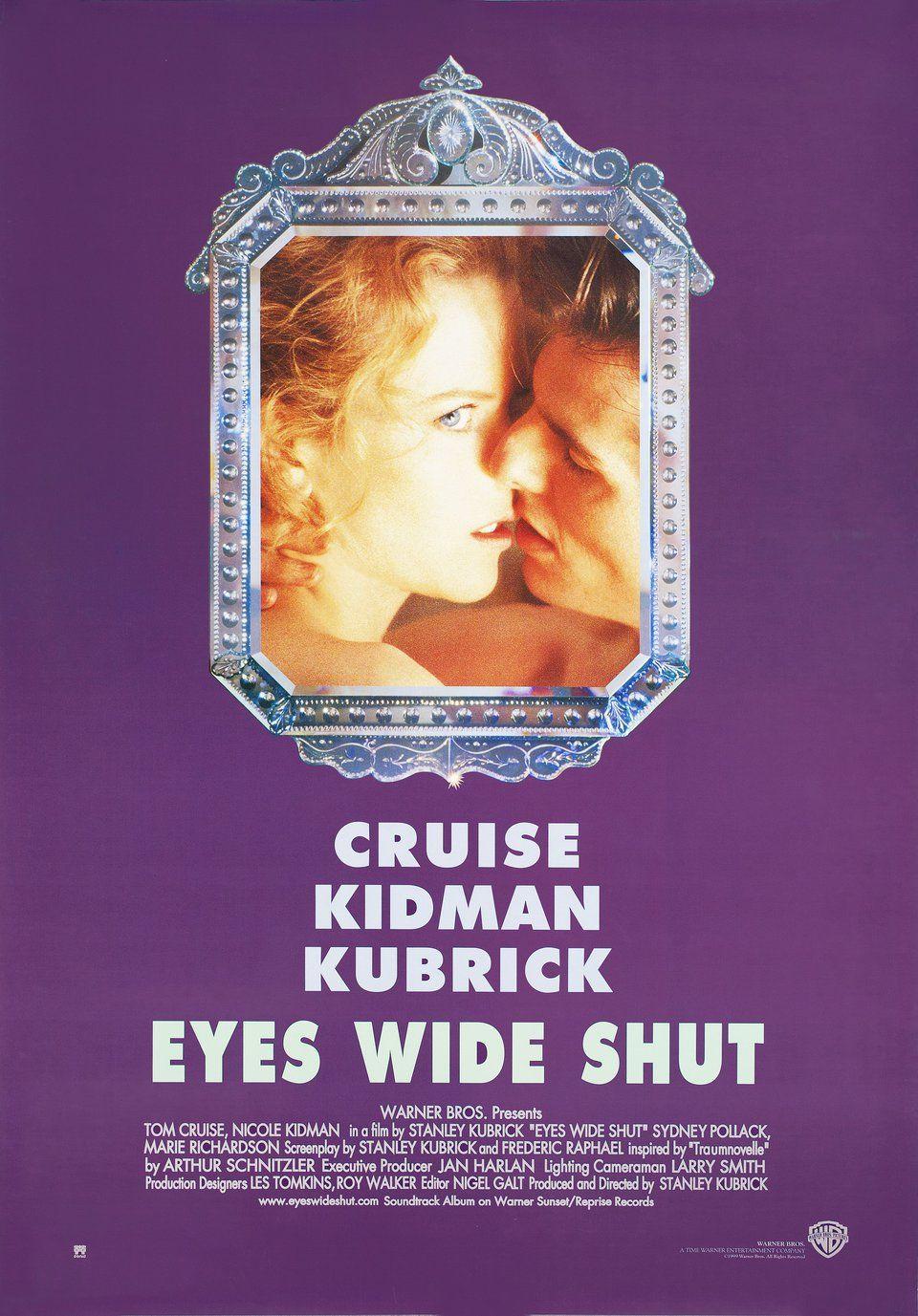 Movie Cinema Poster Art Print EYES WIDE SHUT 1999 Stanley Kubrick
