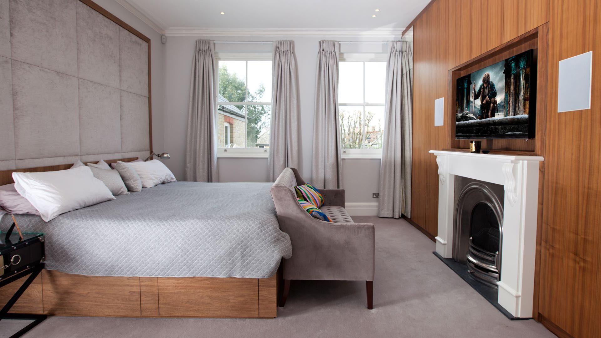 Unique Wall Mount Tv Ideas Bedroom
