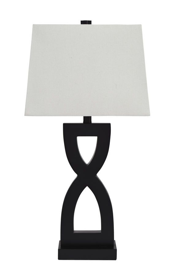 2 Ashley Furniture Amasai Poly Table Lamps In 2020 Table Lamp Sets Lamp Sets Table Lamp