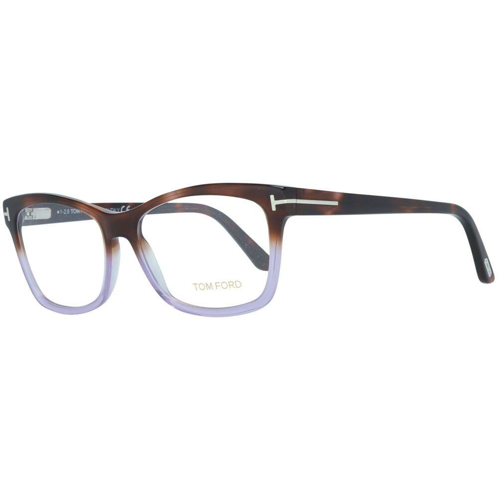 Tom Ford Damen Brillengestell Mehrfarbig Ft5424 5356a Brillengestelle Tom Ford Augenoptik