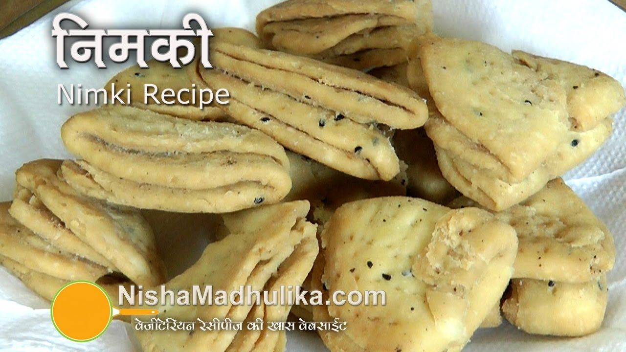 Nimki recipe video how to make nimki delicious n foodie food nimki recipe video forumfinder Images