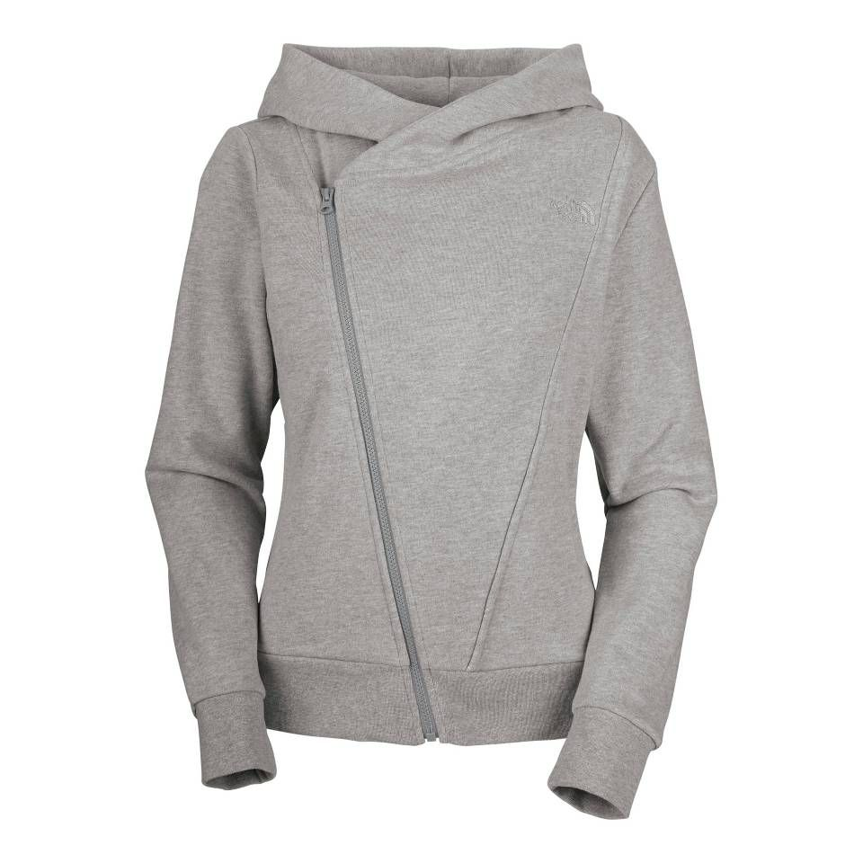 6c0460fa8 Diagonal Zip Hoodie - The North Face. looks so cozy but stylsish too ...