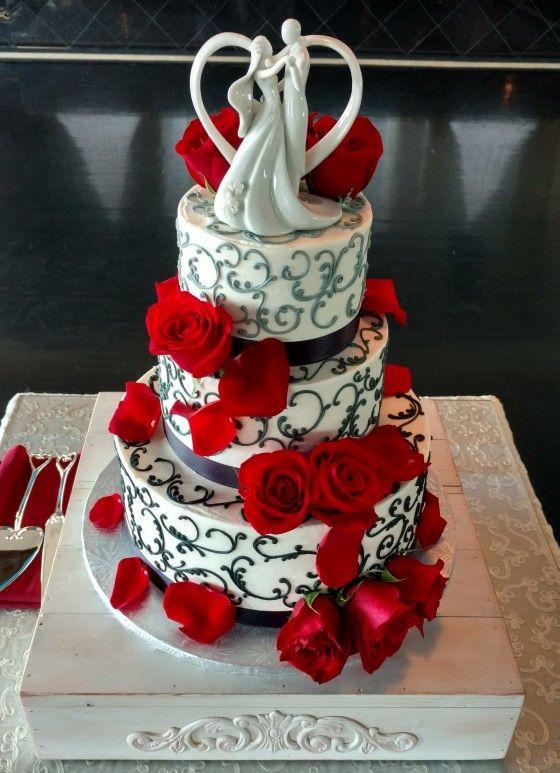Wedding Cakes Nh Elegant Fredericks Pastries Frederick S