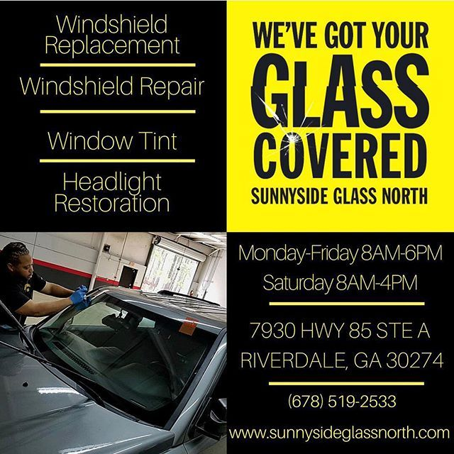 Windshield Replacement Quote Fascinating Sunnyside Glass North Home Of The $195 Windshield Give Us A Call .