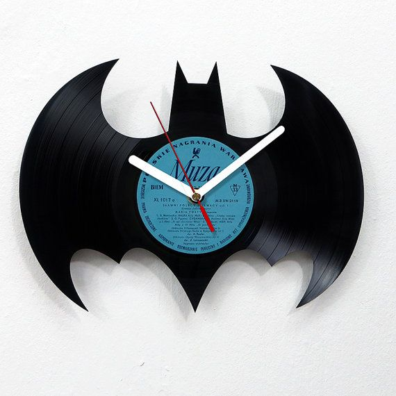 We made our clocks from old , used vinyl records.    Thanks to our passion to music we give a new life for used and forgotten vinyl records, we