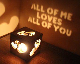 Jahrestagsgeschenke für Freund Herren personalisierte Freund Liebe Freundgeschenk für ihn Valentines romantische Geschenke