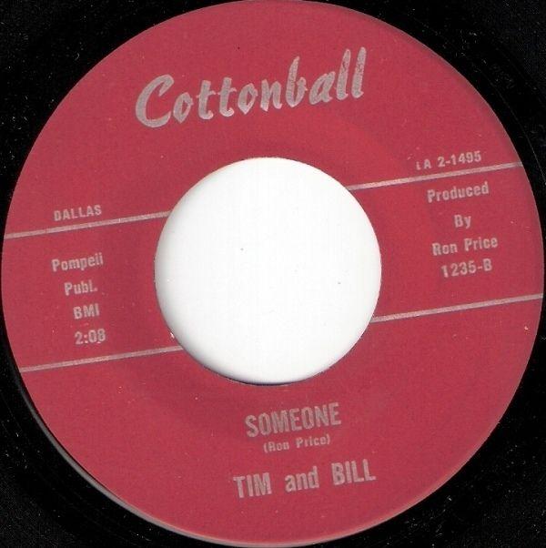 Tim And Bill - Someone (????)