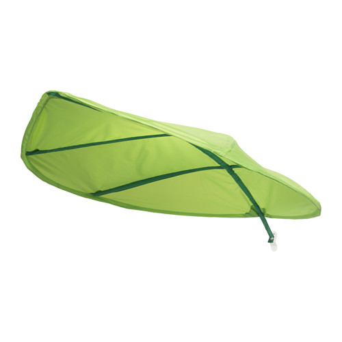 Lova Bed Canopy Green Ikea In 2020 Childrens Bed Canopy Kids Bed Canopy Ikea Leaf Canopy