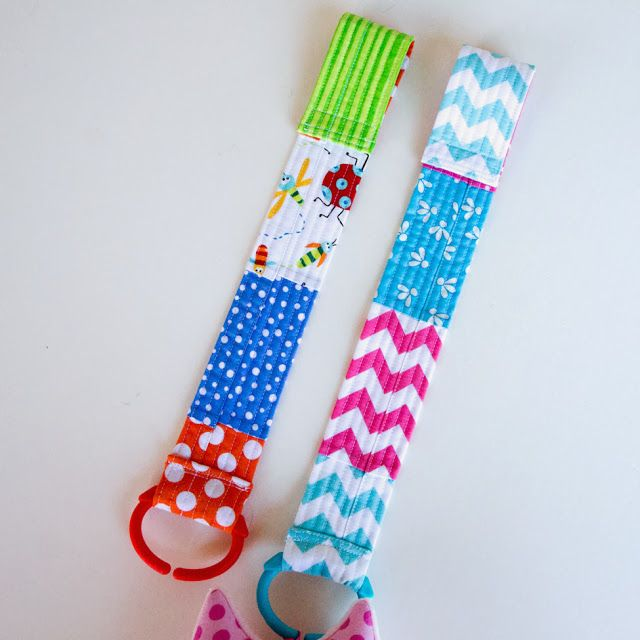 Patchwork Quilted Toy Leash