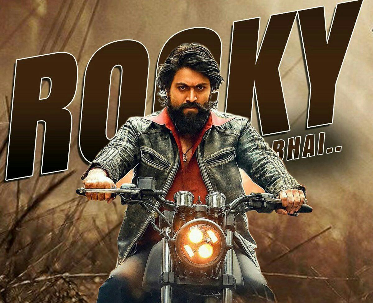 Kgf Chapter 2 Kgfchapter2 Kgf South Star Hero Movie Actors Images