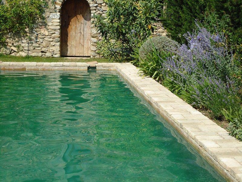 Piscina piscinas de microcemento pulido son tendencia piscinas pinterest microcemento - Piscinas rusticas ...