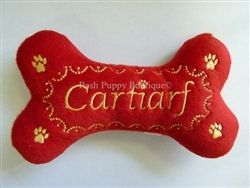 Cartiarf Bone Plush Toy