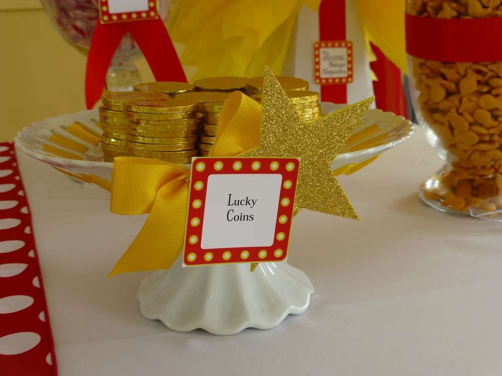 Birthday Party Ideas | Photo 8 of 30 | Catch My Party