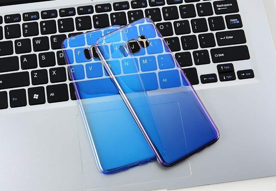 Aurora Case for Samsung Galaxy S9 and S9 Plus