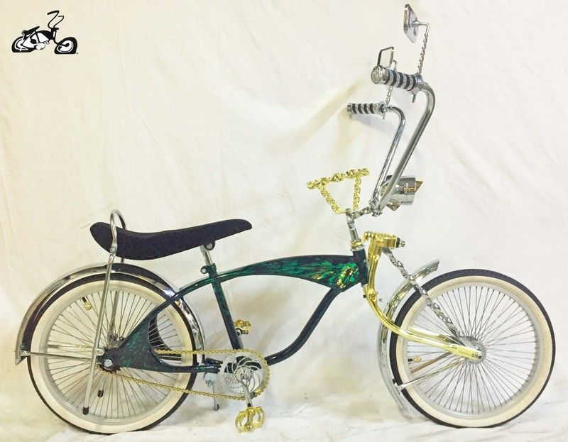 Lovely Green Bondo Bike Quadrobicicletas Pinterest