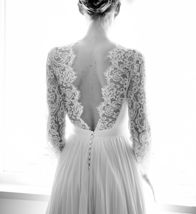 Photo of This open back dress is a great idea for an Indian wedding dress… – wedding ideas