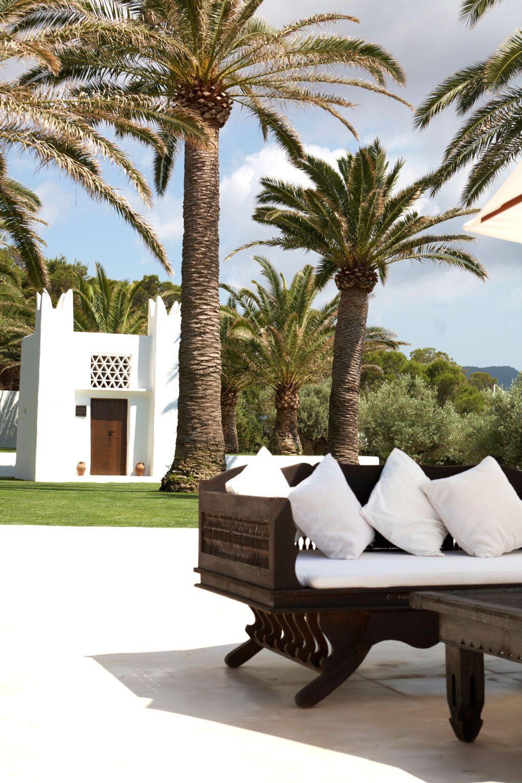 oh la la, Moroccan garden