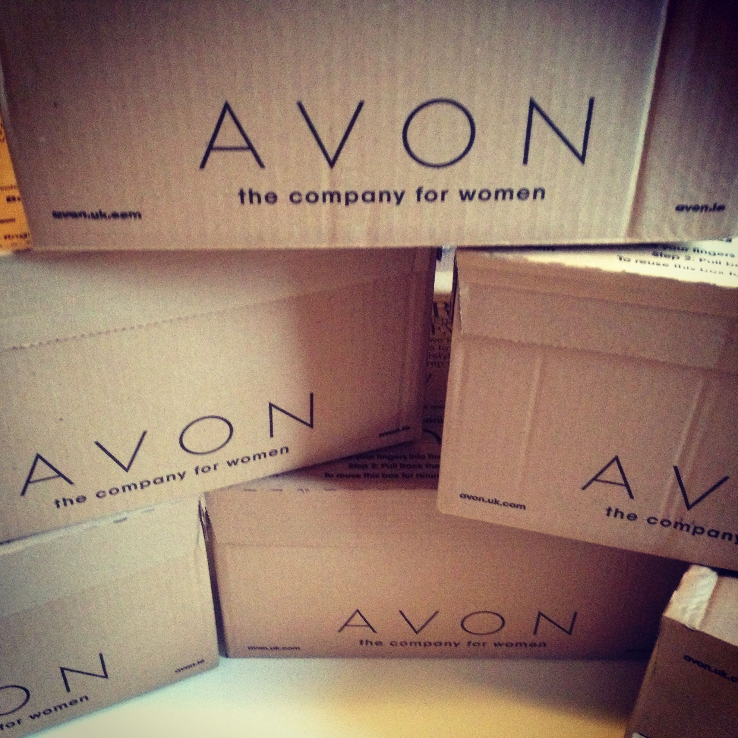 Image result for avon shipping