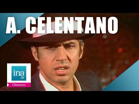 Adriano Celentano Don T Play That Song Archive Ina Youtube Songs Pop Songs Music Songs