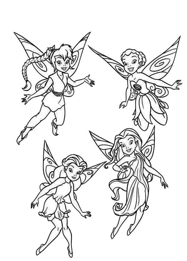 Related image | Horse coloring pages, Disney fairies ...