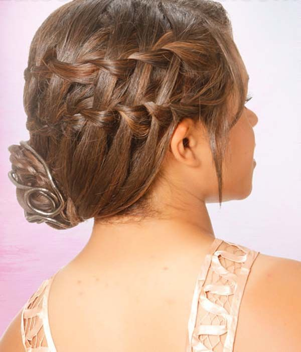 Prom Updos | Easy updo hairstyles, Prom hair updo, Prom hair